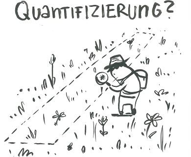 Quantifizierung?